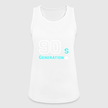Generation90 - Frauen Tank Top atmungsaktiv