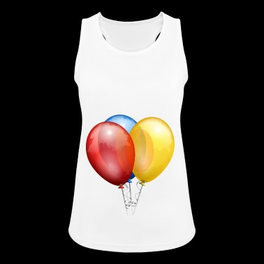 balloons - Women's Breathable Tank Top