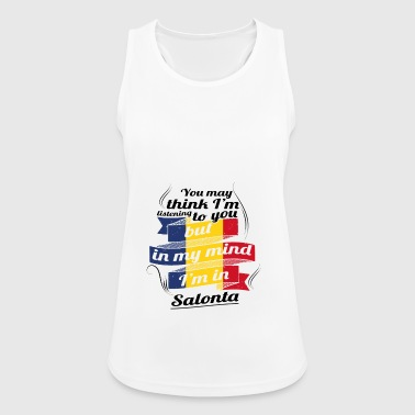HOLIDAYS ROMANIA ROOTS TRAVEL IN IN ROMANIA salon - Women's Breathable Tank Top