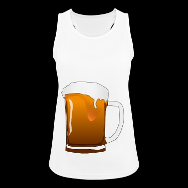 Party! - Pustende singlet for kvinner