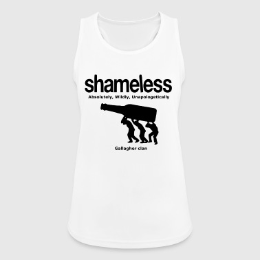 Shameless - Callagher clan, bottle, gift idea - Women's Breathable Tank Top