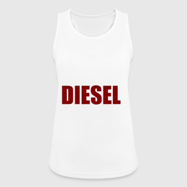 Je suis diesel diesel car scandal - Women's Breathable Tank Top