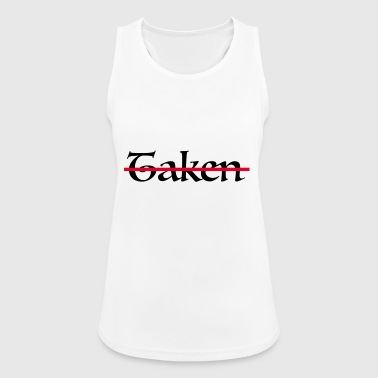 Taken - Frauen Tank Top atmungsaktiv