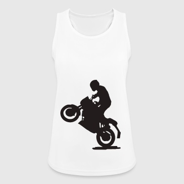 Motorcycle / Wheelie / Motorcyclist Gift - Women's Breathable Tank Top