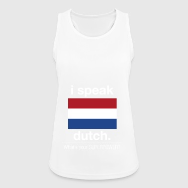 Dutch Superpower - Women's Breathable Tank Top