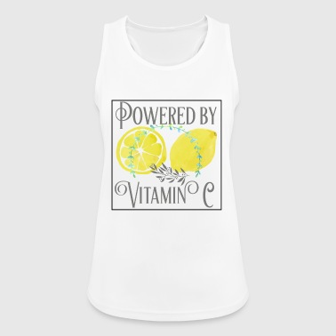 Powered by Vitamin C - Women's Breathable Tank Top