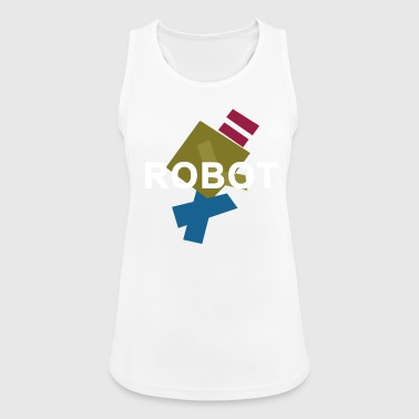 Robot - Women's Breathable Tank Top