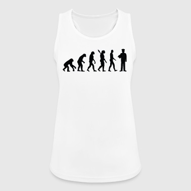 Evolution Cook Cook Cooking Black - Women's Breathable Tank Top