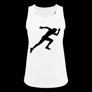 Sprinter - Frauen Tank Top atmungsaktiv