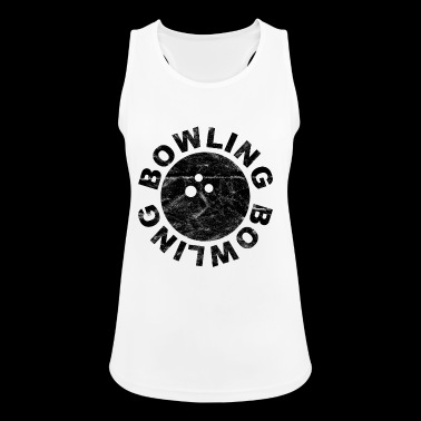 Bowling bowling ball bowling - Women's Breathable Tank Top