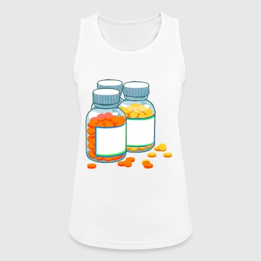 drugs - Women's Breathable Tank Top