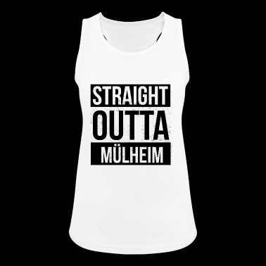 Straight Outta Muhlheim - Women's Breathable Tank Top