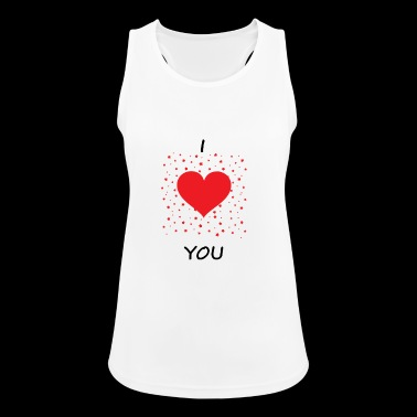 Love affection gift - Women's Breathable Tank Top