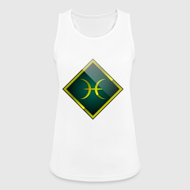 Pisces - zodiac signs - horoscope - Women's Breathable Tank Top