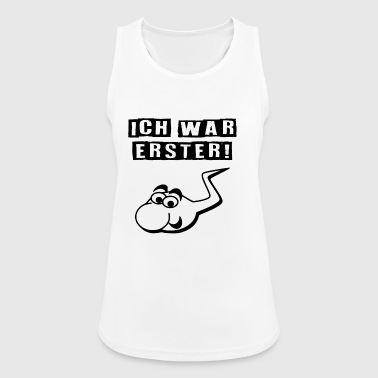 Cum - I was first! - Women's Breathable Tank Top