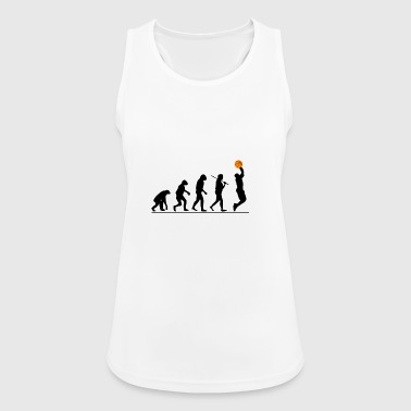 Basketball Evolution - Women's Breathable Tank Top