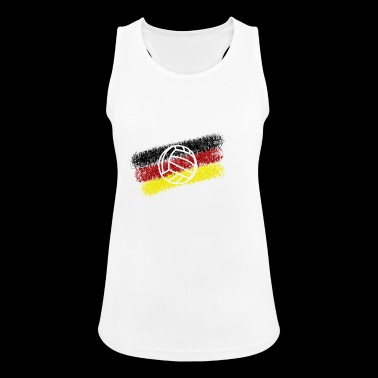 Volleyball nation - Women's Breathable Tank Top