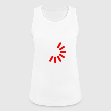 Sarcasm Loading - Women's Breathable Tank Top