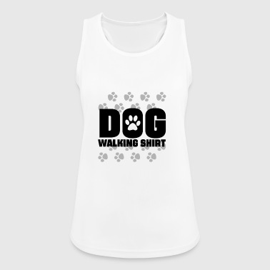 Dog Paws imprints - Women's Breathable Tank Top