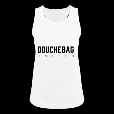 DOUCHEBAG UNITED - Andningsaktiv tanktopp dam