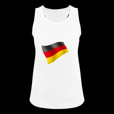 Germany Germany flag flag Landesfarben - Women's Breathable Tank Top