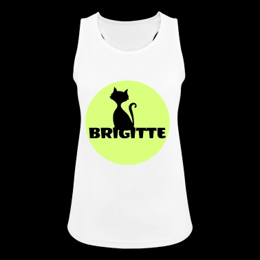 Brigitte First name name day gift - Women's Breathable Tank Top