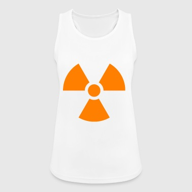Nuclear sign - Women's Breathable Tank Top