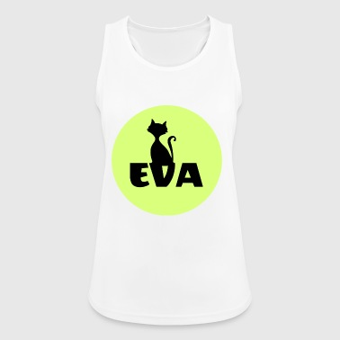 Eva Name First name - Women's Breathable Tank Top