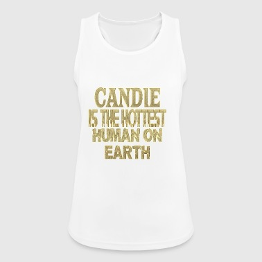 Candie - Women's Breathable Tank Top