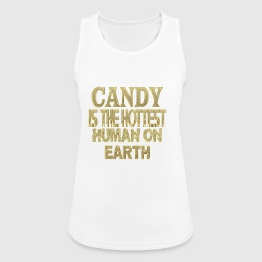 Candy - Women's Breathable Tank Top