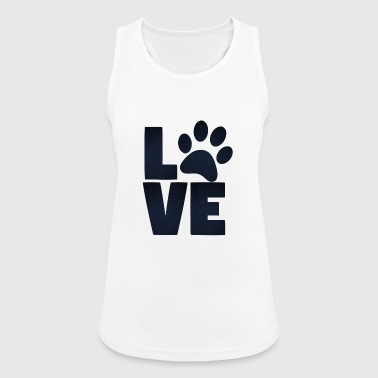 Love Pet - Women's Breathable Tank Top