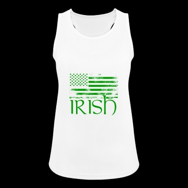 American - Women's Breathable Tank Top