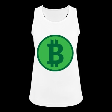 Bitcoin Cash - Frauen Tank Top atmungsaktiv