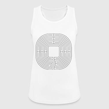 labyrinth - Women's Breathable Tank Top