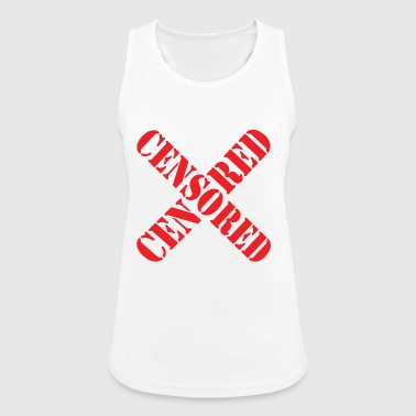 Censored - Women's Breathable Tank Top