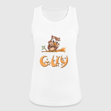 Owl guy - Women's Breathable Tank Top