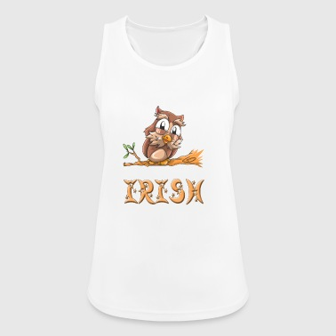Owl Irish - Women's Breathable Tank Top