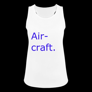 Aircraft - Women's Breathable Tank Top