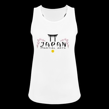 JAPAN MARTIAL ARTS - Women's Breathable Tank Top