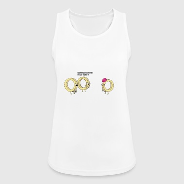 Parents and rings - Women's Breathable Tank Top