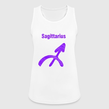 Sagittarius - Women's Breathable Tank Top