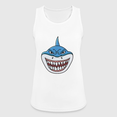 Shark shark - Women's Breathable Tank Top