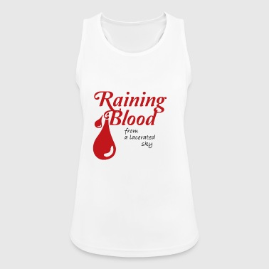 Raining Blood Slayer shirt - Women's Breathable Tank Top