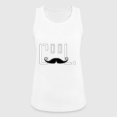 Haute couture gift cool like a sir mustache - Women's Breathable Tank Top
