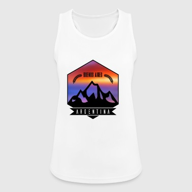 Buenos Aires Argentina - Women's Breathable Tank Top
