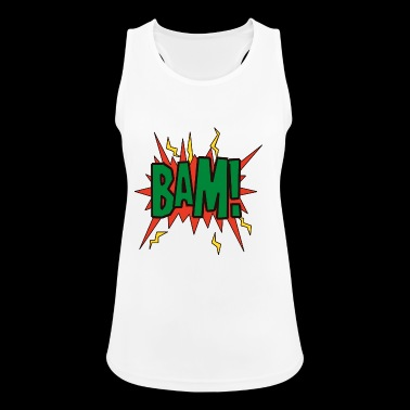 Comic Bam - Women's Breathable Tank Top