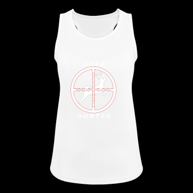 Deer Hunter - Hunter / Hunt / Crosshair - Women's Breathable Tank Top