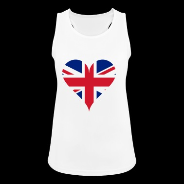GB Heart - Frauen Tank Top atmungsaktiv