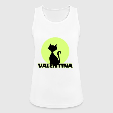 Valentina Name First name - Women's Breathable Tank Top