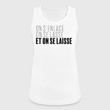 Philosophy on love - Women's Breathable Tank Top